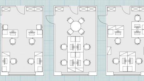 Projekt biura – etapy aranżacji wnętrz biurowych