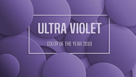 Ultra violet - kolor roku 2018
