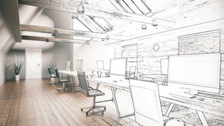 Projektowanie przestrzeni biurowych - jak zaprojektować funkcjonalne biuro